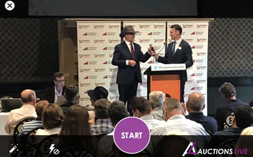 Auctions Live, Auctions, Auctioneer, Real Estate